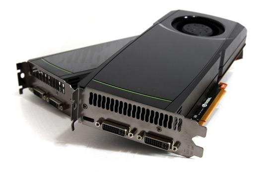 Nvidia cessa la produzione della  GeForce GTX 580 1