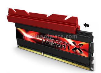 G.Skill annuncia le memorie Trident X Series DDR3 2800MHz 5