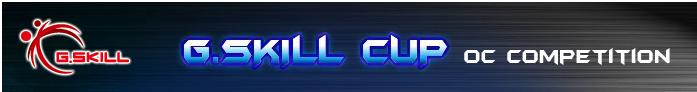 G.SKILL in collaborazione con HWBOT organizza il
