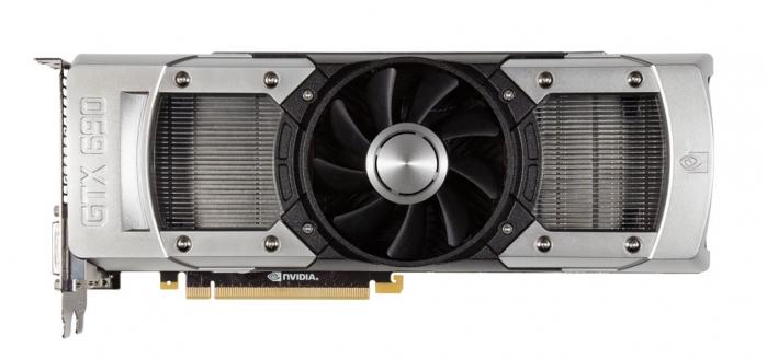 NVIDIA annuncia la GeForce GTX 690 a Shanghai 1