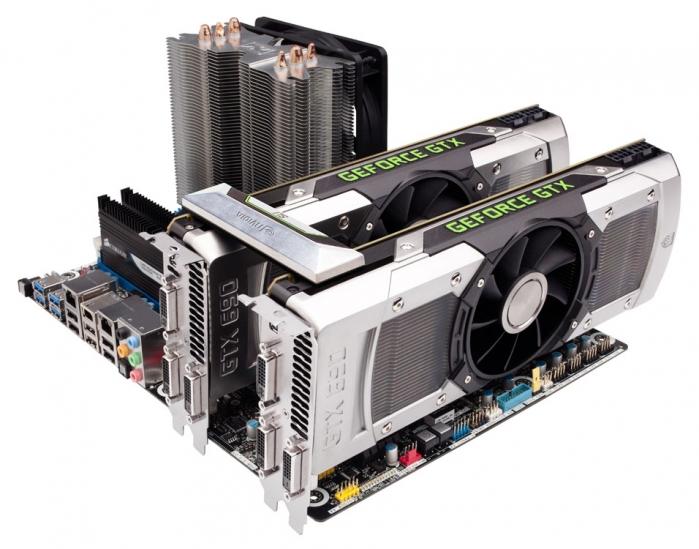 NVIDIA annuncia la GeForce GTX 690 a Shanghai 2
