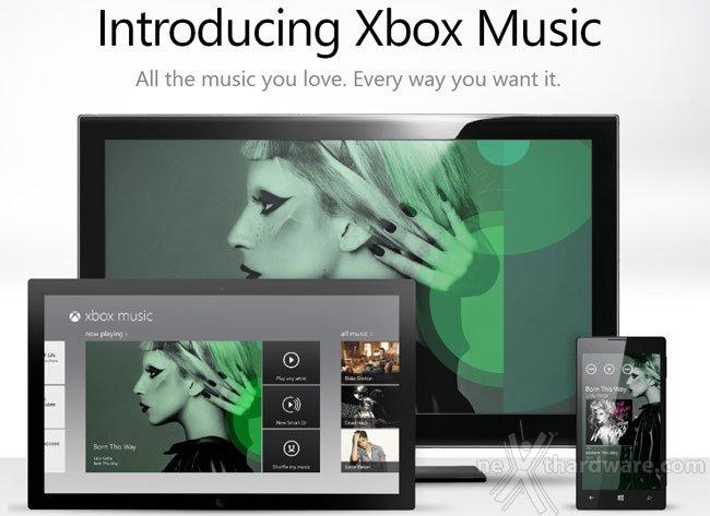 Microsoft annuncia Xbox Music 1