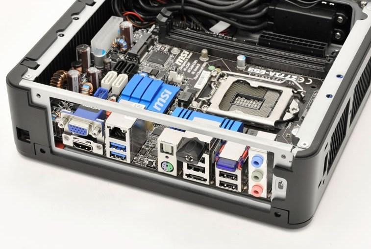 Antec Mini ITX Case ISK110 VESA