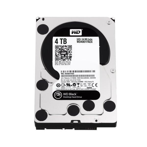 WD Black, 4TB di capacità e prestazioni sopra la media 1