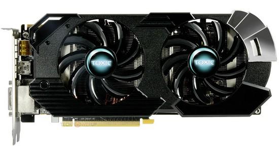 Sapphire lancia la Radeon HD 7870 Toxic 2GB 2