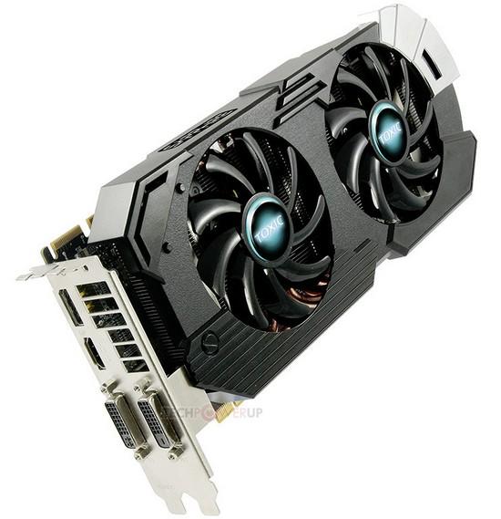 Sapphire lancia la Radeon HD 7870 Toxic 2GB 3