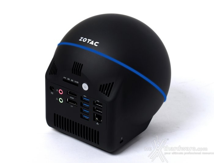 ZOTAC svela la nuova serie ZBOX Sphere OI520 3