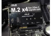 In arrivo un dispositivo per rendere fruibili gli SSD M.2 anche su mainboard di precedente generazione.