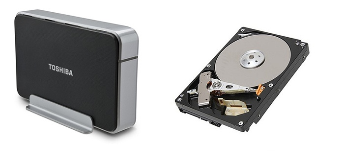 how to use internal hard disk as external