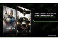 Ma l'ultima avventura di Geralt sarà disponibile come ricompensa anche per le GTX 960.
