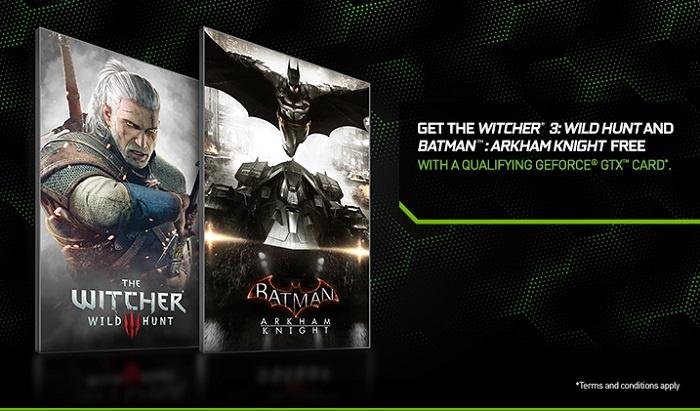 Arkham Knight e The Witcher 3 per le nuove GTX 980 e 970 1