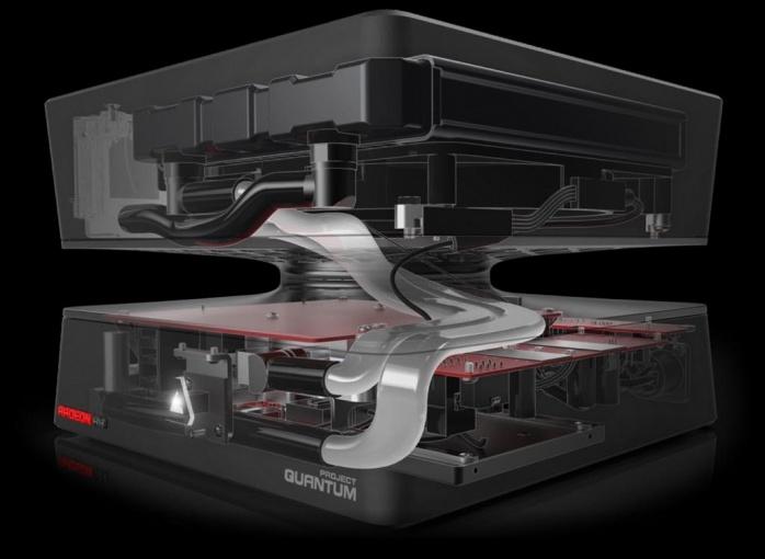 AMD Project Quantum è Intel inside? 2