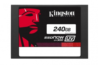 In arrivo il Kingston SSDNow UV300 3