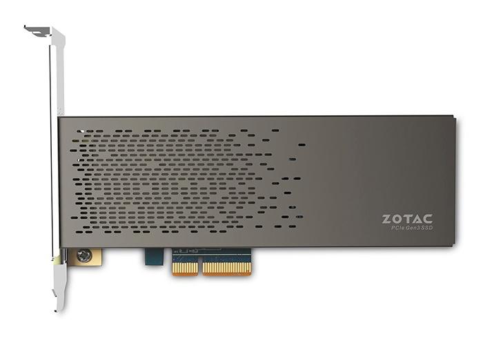 ZOTAC annuncia il SONIX 480GB 2