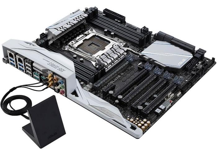 ASUS annuncia le mainboard X99 refresh 5