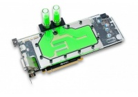 In arrivo un waterblock full cover per le nuove schede video con GPU Pascal GP104 di casa NVIDIA.