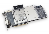Finalmente disponibile un waterblock full cover compatibile con le prime VGA Pascal a marchio ROG.