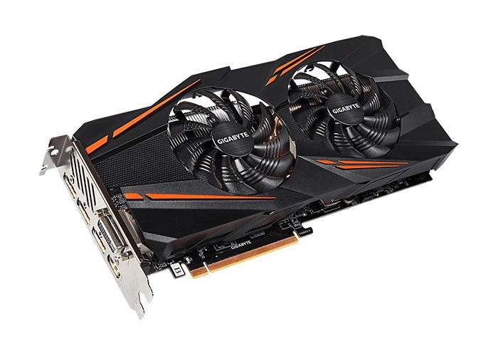 GIGABYTE lancia la GTX 1070 WindForce OC 2