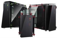 In arrivo tre nuovi case progettati per chi vuole assemblare un elegante PC fuori dagli schemi ...