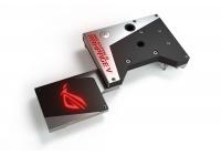Dopo il lancio del modello in acrilico per la ASUS ROG RAMPAGE V EDITION 10, arriva anche quello RGB!