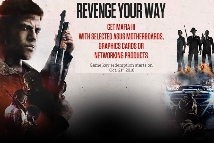 ASUS lancia la promozione Revenge Your Way 1