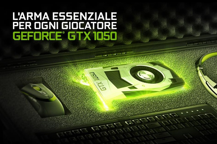 NVIDIA annuncia ufficialmente le GTX 1050 e 1050 Ti 1