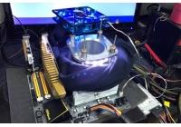 Il 7700K raggiunge i 6.7GHz ad azoto ed il 7600K supera agevolmente i 5GHz ad aria ...