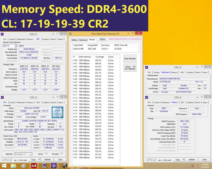 G.SKILL annuncia le Trident Z 3600MHz 64GB 2