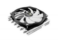 Un dissipatore top flow di dimensioni compatte adatto per tutte le mainboard Mini-ITX ad alte prestazioni.