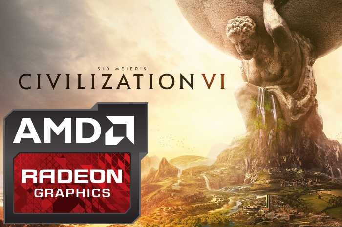 Civilization VI in bundle con le RX 480 1