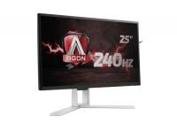 Fino a 240Hz ammaestrati dal sistema AMD FreeSync.