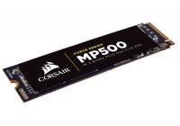 I nuovi Force MP500 NVMe offrono una velocità fino a 3000 MB/s in lettura e 2400 MB/s in scrittura.