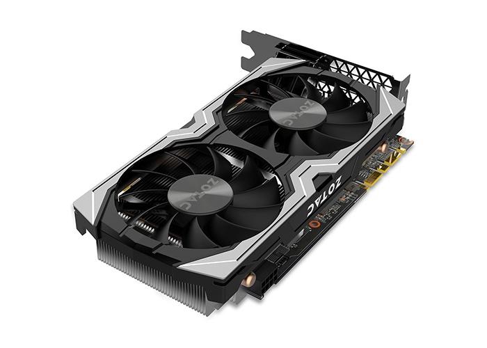 ZOTAC presenta la GeForce GTX 1070 Mini 3