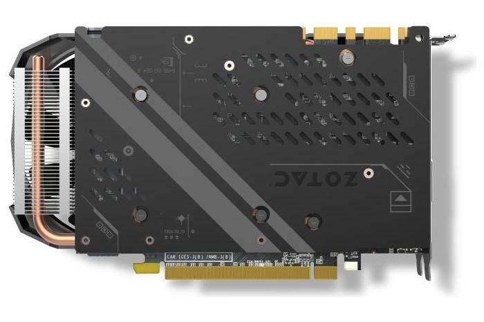 ZOTAC annuncia la GeForce GTX 1080 Mini 4