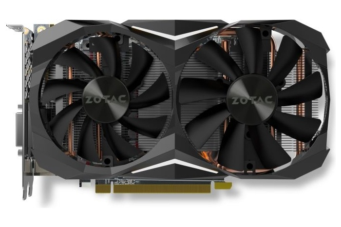 ZOTAC annuncia la GeForce GTX 1080 Mini 3