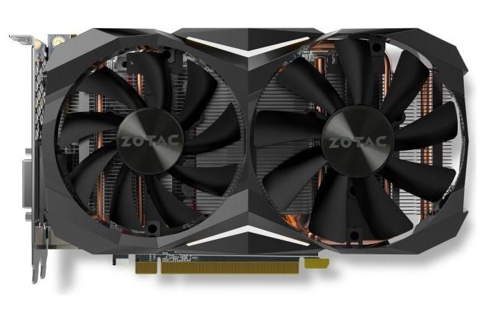 ZOTAC annuncia la GeForce GTX 1080 Mini 3