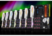 In arrivo cinque nuove mainboard equipaggiate con chipset Z270 ed il sofisticato sistema di illuminazione RGB Fusion.