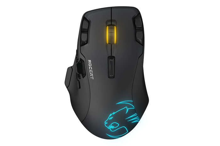 Il sensore Owl-eye arma tre nuovi mouse ROCCAT 2