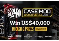 Un concorso di modding stratosferico con un montepremi di 40.000 dollari e sponsorizzato da Intel, ASUS, NVIDIA, HyperX e Dremel.