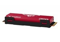 Presto disponibile un veloce SSD M.2 NVMe dotato di un generoso dissipatore per evitare fenomeni di throttling.