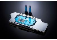 Materiali di prima qualità e design raffinato per i nuovi waterblock destinati alla VGA ammiraglia di casa NVIDIA.