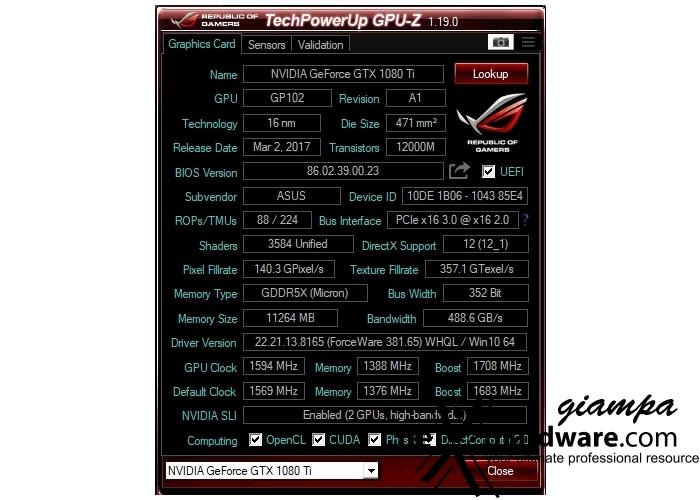 TechPowerUp rilascia GPU-Z 1.19.0 1