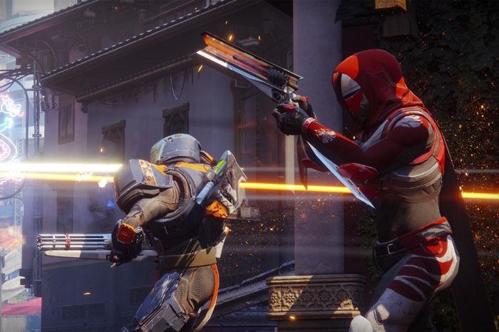 Destiny 2 con FPS sbloccati nella versione per PC