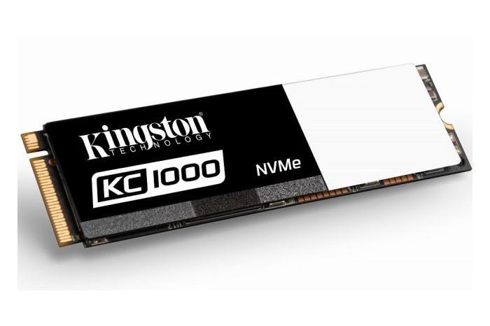 Kingston introduce gli SSDNow KC1000 1