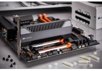 Adattatore integrato e performante dissipatore in alluminio per i nuovi SSD PCIe 3.0 x4.