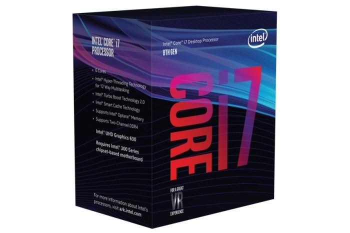 Il Core i7-8700K più veloce di Ryzen 7 1700 1