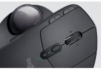 Il nuovo mouse professionale MX ERGO è anche wireless.