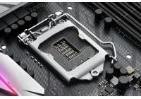 La configurazione dei pin è fisicamente differente da quella utilizzata sugli attuali LGA 1151.