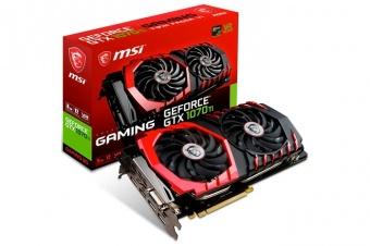 NVIDIA e i partner lanciano la GeForce GTX 1070 Ti 5