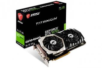 NVIDIA e i partner lanciano la GeForce GTX 1070 Ti 6